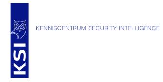 Kenniscentrum Security Intelligence
